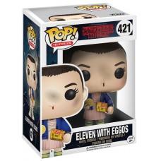 Фигурка Funko POP! Vinyl: Stranger Things: Eleven with Eggos