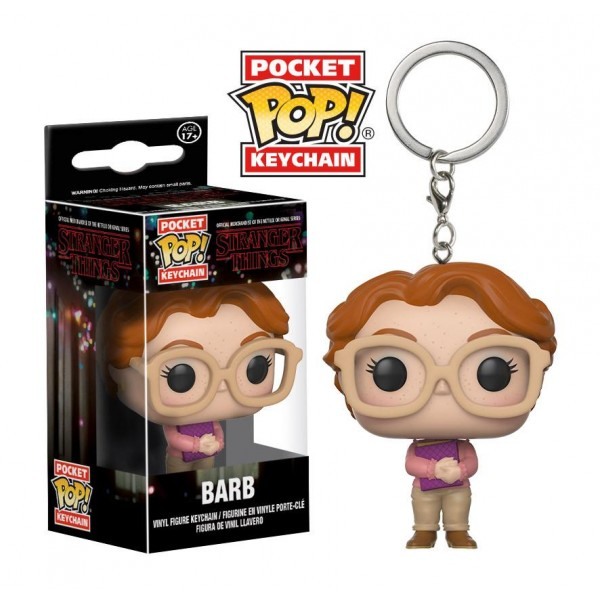 Брелок Funko Pocket POP!: Stranger Things: Барбара Холланд