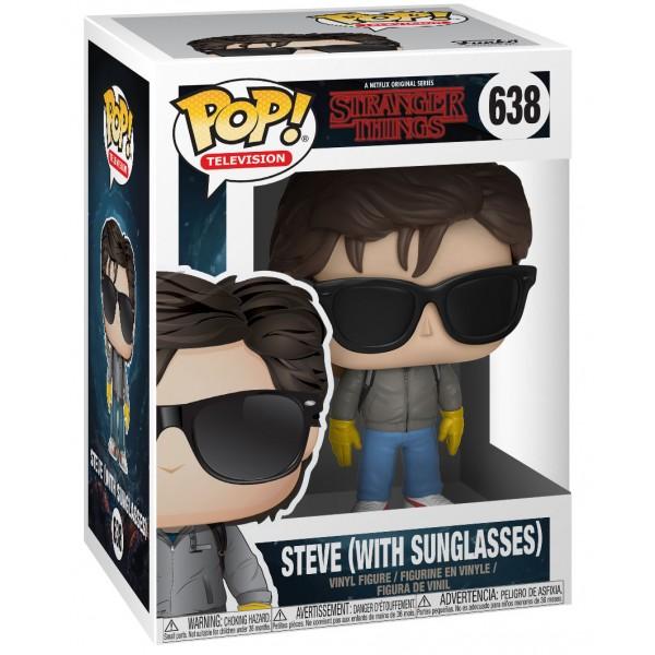 Фигурка Funko POP! Vinyl: Stranger Things: Steve with Sunglasses