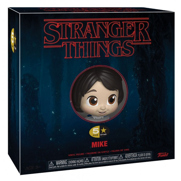 Фигурка Funko Vinyl: 5 Star: Stranger Things: Майкл Уилер