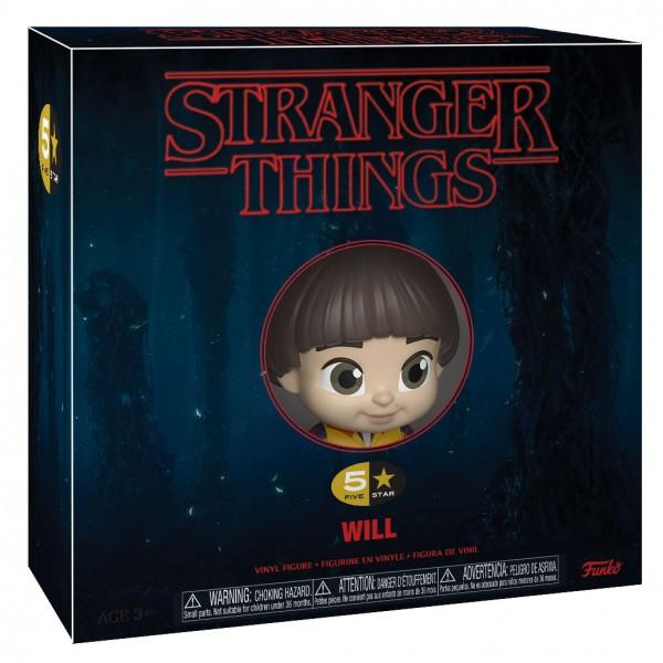 Фигурка Funko Vinyl: 5 Star: Stranger Things:  Уилл Байерс