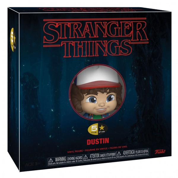 Фигурка Funko Vinyl: 5 Star: Stranger Things:  Дастин Хендерсон