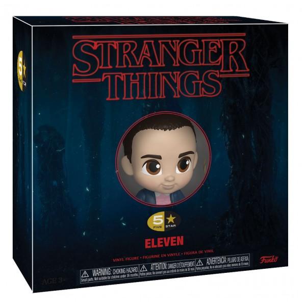 Фигурка Funko Vinyl: 5 Star: Stranger Things: Одиннадцать (Дина)