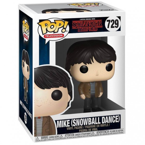 Фигурка Funko POP! Stranger Things: Mike Snowball Dance