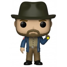 Фигурка Funko POP! Stranger Things: Hopper w/Flashli