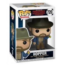 Фигурка Funko POP! Stranger Things: Hopper w/Flashli