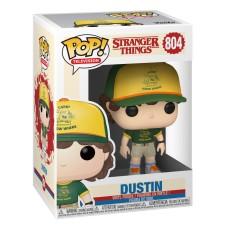 Фигурка Funko POP! Vinyl: Stranger Things: Dustin (At Camp)
