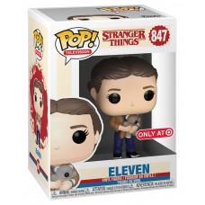 Фигурка Funko POP! Vinyl: Stranger Things S3: Eleven (Teddy Bear) Эксклюзив