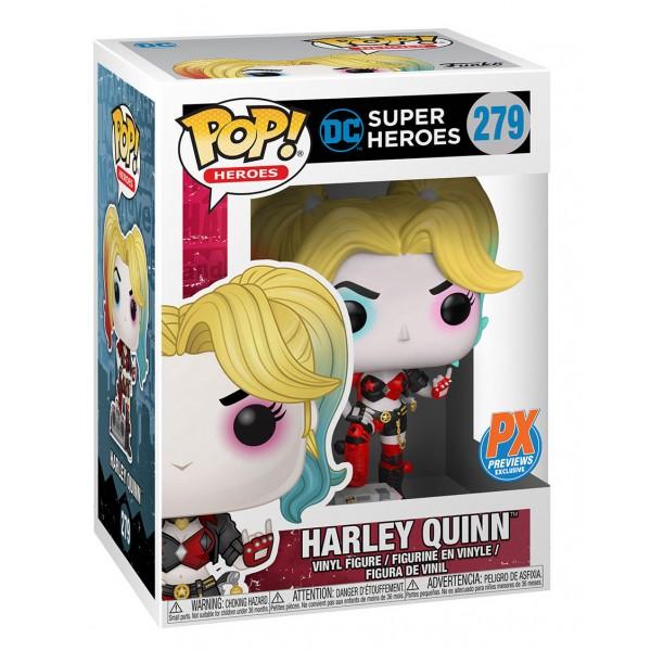 Фигурка Funko POP! Vinyl: DC: Harley Quinn w/ Boombox (Эксклюзив)