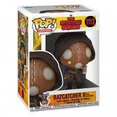 Фигурка POP! Suicide Squad: Ratcatcher II with Sebastian