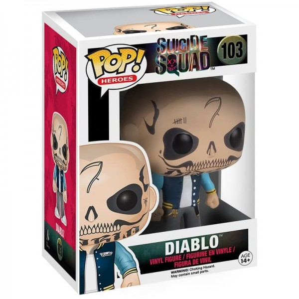 Фигурка POP! Vinyl: Suicide Squad: Diablo 8362