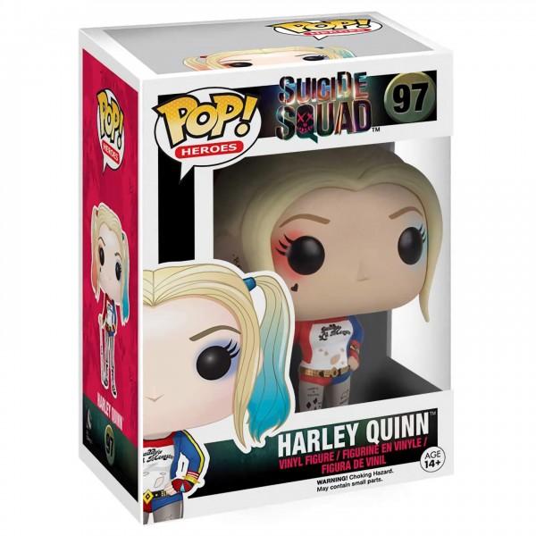 Фигурка Funko POP! Vinyl: Suicide Squad: Harley Quinn