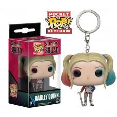 Брелок Funko Pocket POP! Suicide Squad: Harley Quinn