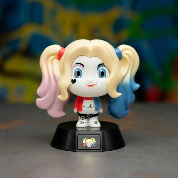 Светильник DC Suicide Squad Harley Quinn Icon Light