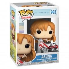 Фигурка Funko POP! Animation: Sword Art Online: Asuna (new pose) (Exc)