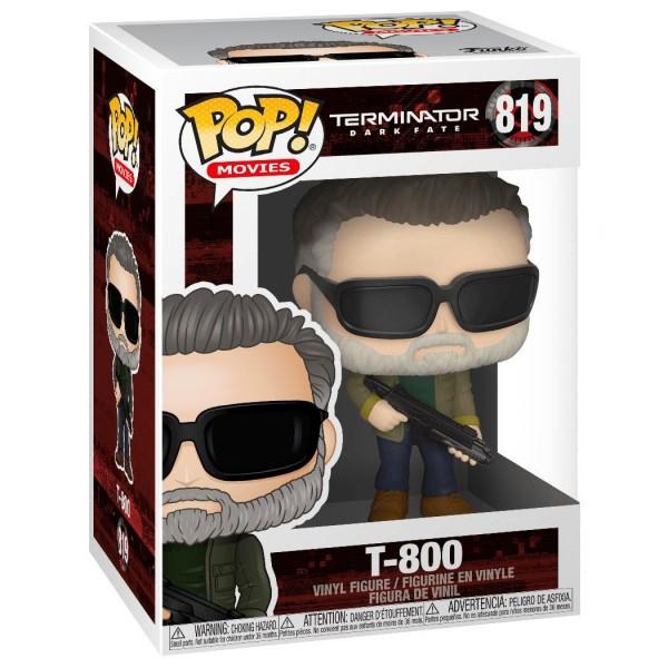 Фигурка Funko POP! Vinyl: Terminator Dark Fate: T800