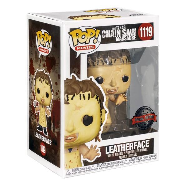 Фигурка Funko POP! Movies: Texas Chainsaw Massacre: Leatherface with Hammer (Exc)