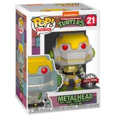 Фигурка Funko POP! Teenage Mutant Ninja Turtles: Metalhead (Exc)