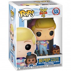 Фигурка Funko POP! Disney: Toy Story 4: Bo Peep with Officer McDimples