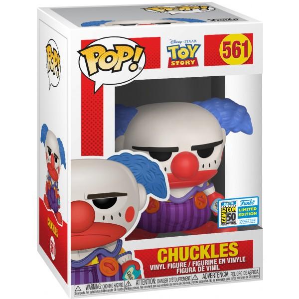 Фигурка Funko POP! Vinyl: Disney: Toy Story: Chuckles (Эксклюзив)