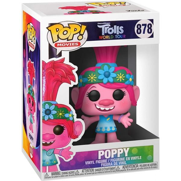 Фигурка Funko POP! Vinyl: Trolls: TWT: Queen Poppy