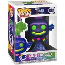 Фигурка Funko POP! Vinyl: Trolls: TWT: King Trollex