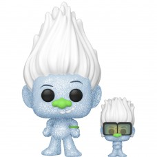 Фигурка Funko POP! Vinyl: Trolls: TWT: Guy Diamond with Tiny
