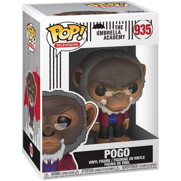 Фигурка Funko POP!: Академия Амбрелла: Пого (Pogo)