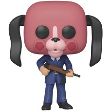 Фигурка Funko POP! Vinyl: Umbrella Academy: Cha Cha with mask