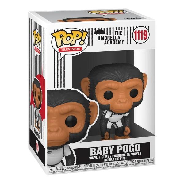 Фигурка Funko POP! Umbrella Academy: Baby Pogo