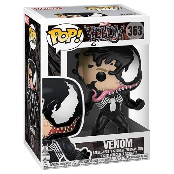 Фигурка Funko POP! Bobble: Marvel: Venom Eddie Brock