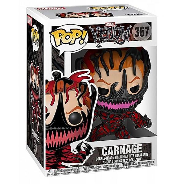 Фигурка Funko POP! Bobble: Marvel: Venom: Carnage/Cletus Kasady