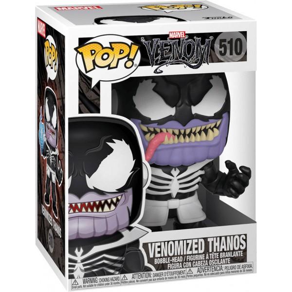 Фигурка Funko POP! Bobble: Marvel: Venom S2: Venomized Thanos