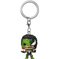 Брелок Funko Pocket POP! Keychain: Marvel Venom: Venomized Hulk