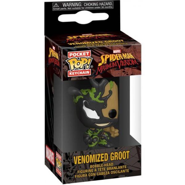 Брелок Funko Pocket POP! Keychain: Marvel Venom: Venomized Groot