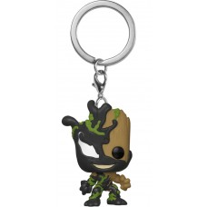 Брелок Funko Pocket POP! Keychain: Marvel Venom: Venomized Groot