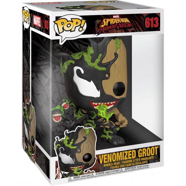 Фигурка Funko POP! Bobble: Marvel: Venom: Venomized Groot 25 см