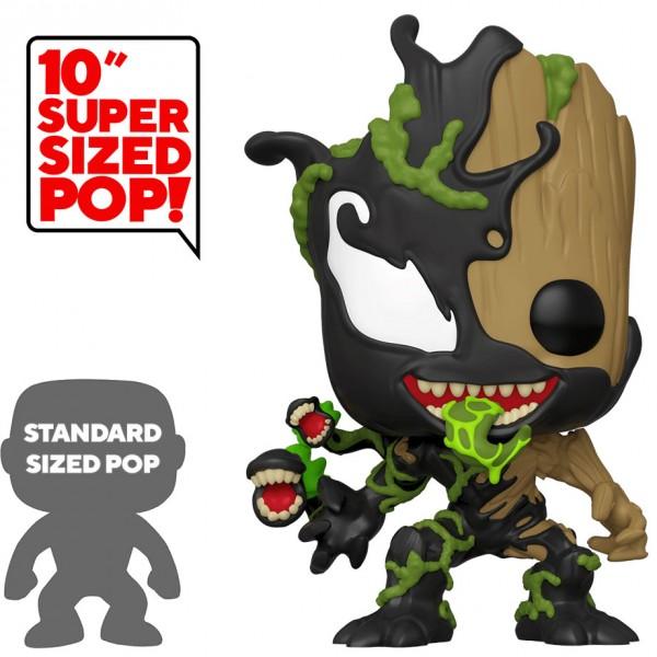 Фигурка Funko POP! Bobble: Marvel: Venom: Venomized Groot 25 см