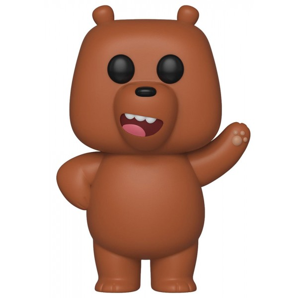 Фигурка Funko POP! Vinyl: We Bare Bears: Grizz