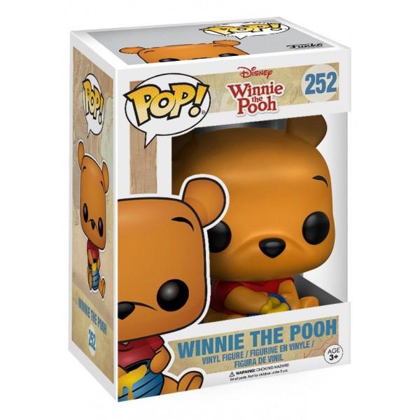 Фигурка Funko POP! Vinyl: Disney: Winnie the Pooh: seated Pooh