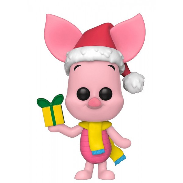 Фигурка Funko POP! Vinyl: Disney: Holiday: Piglet