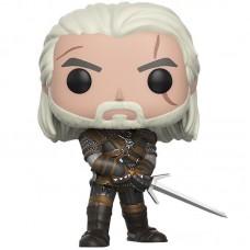 Фигурка Funko POP! Vinyl: Games: Witcher: Geralt
