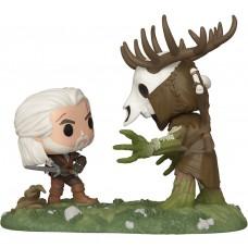 Фигурка Funko POP! Vinyl: Moment: Witcher: Geralt vs Leshen (Эксклюзив)