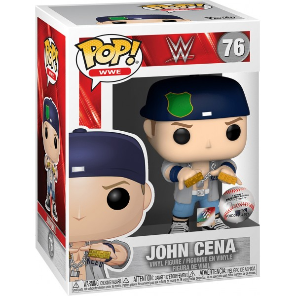 Фигурка Funko POP! Vinyl: WWE: John Cena - Dr. of Thuganomics