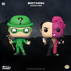 Все главные злодеи вселенной DC в новой серии Funko POP!